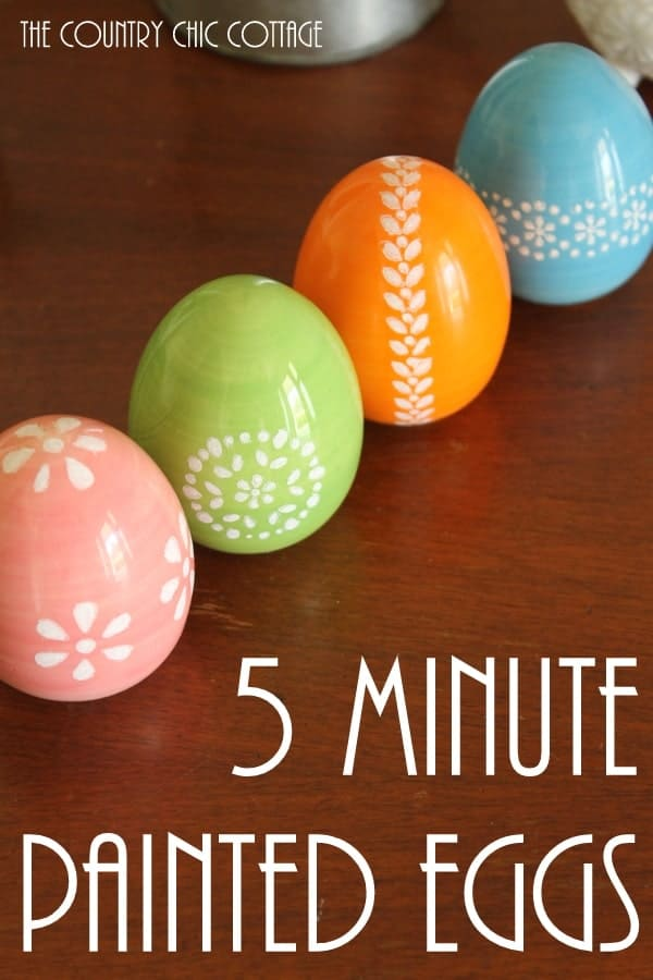 Unusual Ways to Decorate Easter Eggs 9
