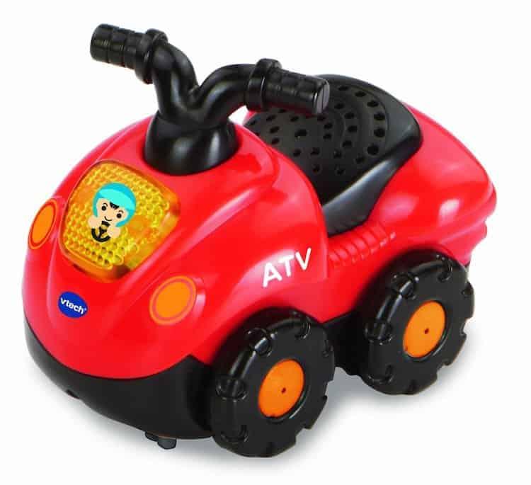 VTech Go Go Smart Wheels ATV
