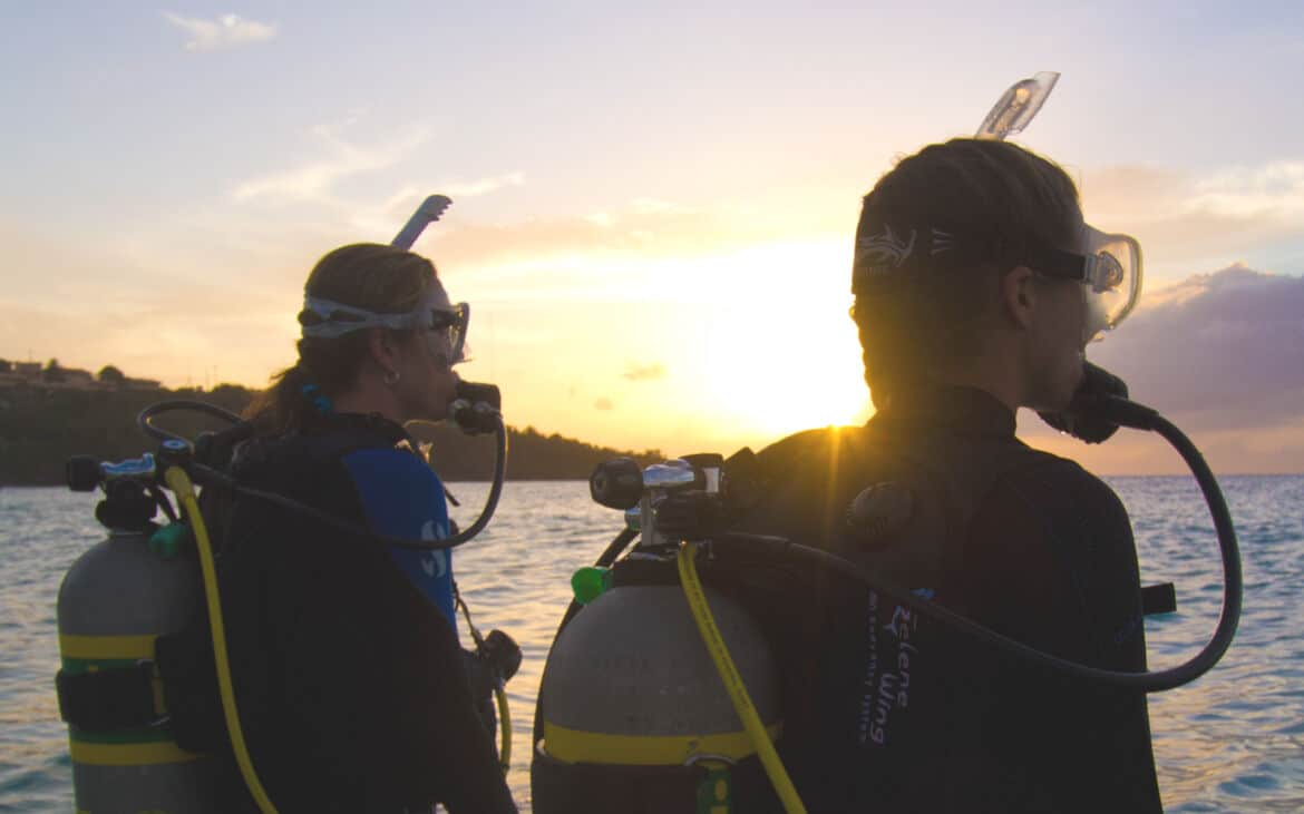 WDD img 05 - Discover Scuba Diving with PADI Women's Dive Day