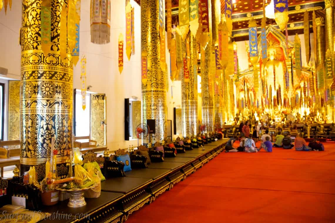 Wat Chedi Luang 12