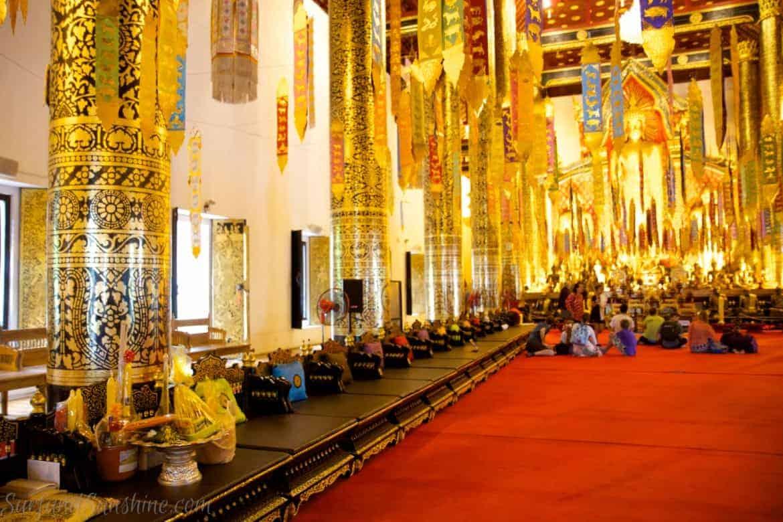 Wat Chedi Luang Chiang Mai Thailand