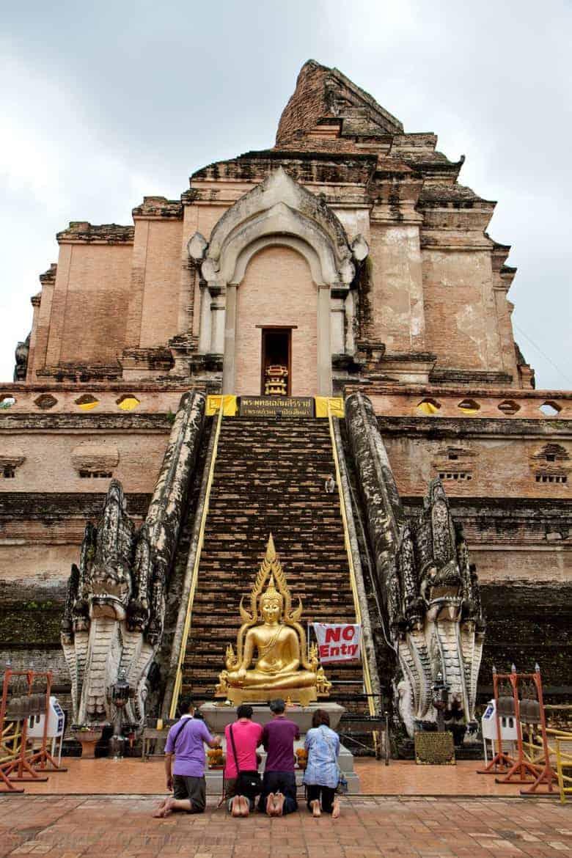 Wat Chedi Luang Chiang Mai Temples