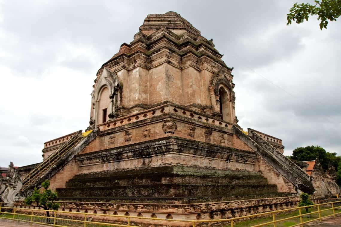 Wat Chedi Luang 5