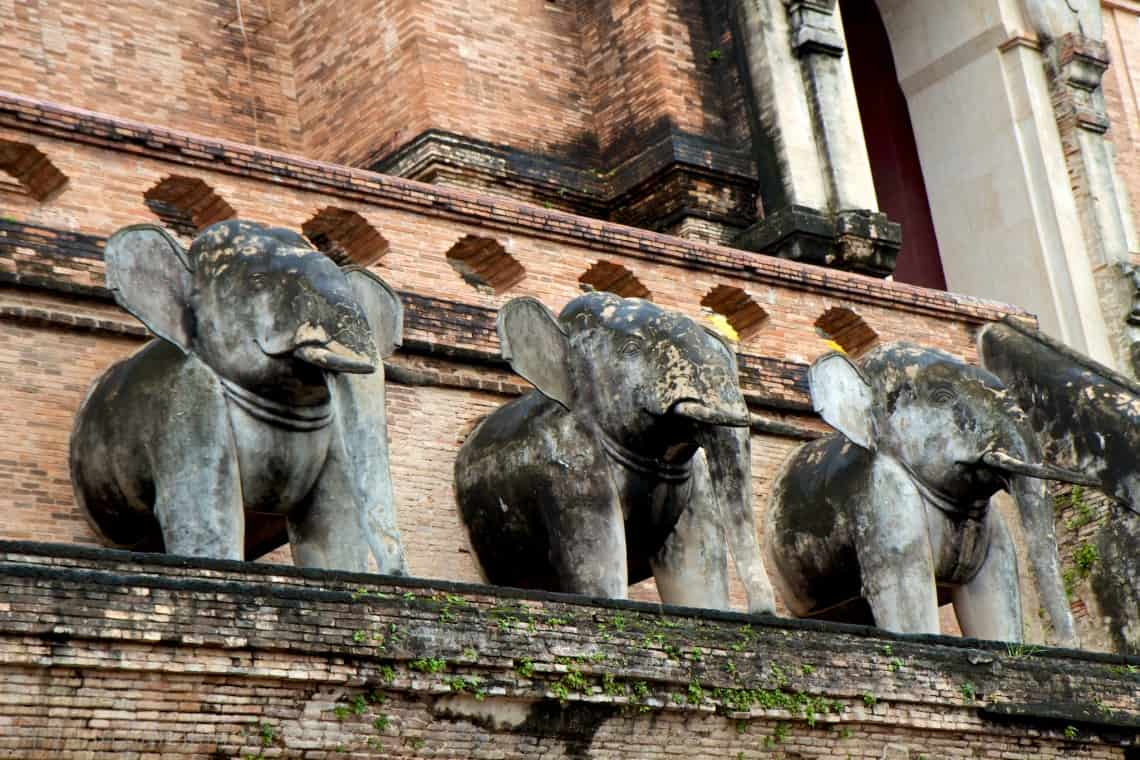 Wat Chedi Luang 7
