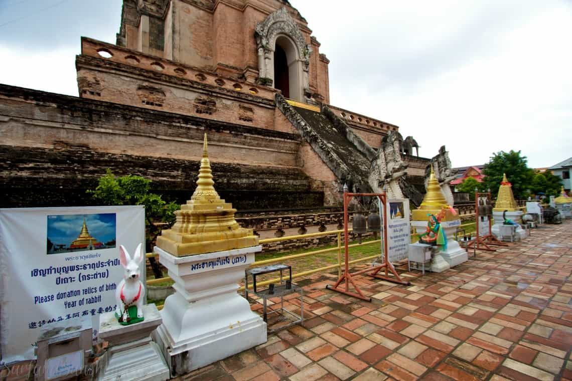 Wat Chedi Luang 9