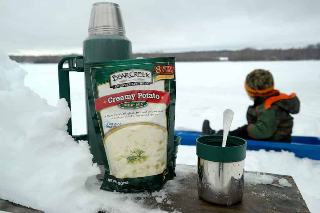 bear creek soups and snow 1 - Why Life is Better with a Little Snow