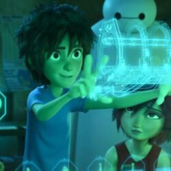 'Big Hero 6' review: A boy and his robot