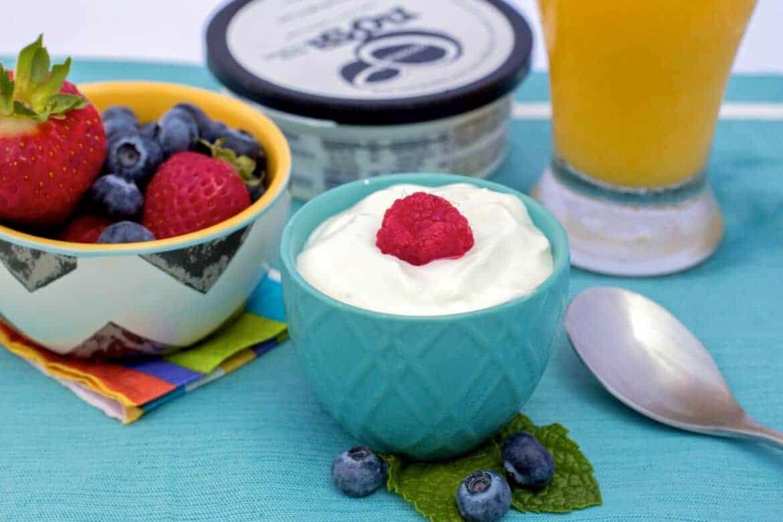 breakfast yogurt recipes 1