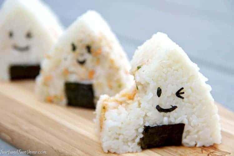 crab cake rice balls onigiri 5