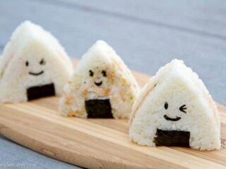 crab cake rice balls onigiri 6 1