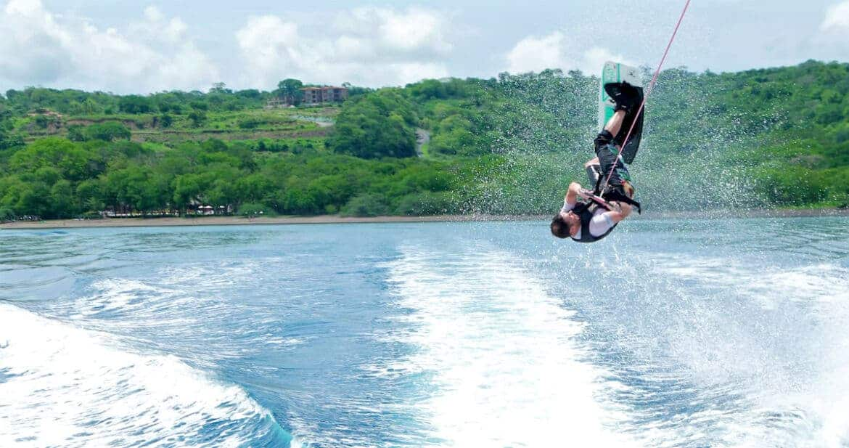 el mangroove costa rica wakeboarding