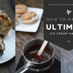 The Ultimate Ice Cream Sandwich Recipe