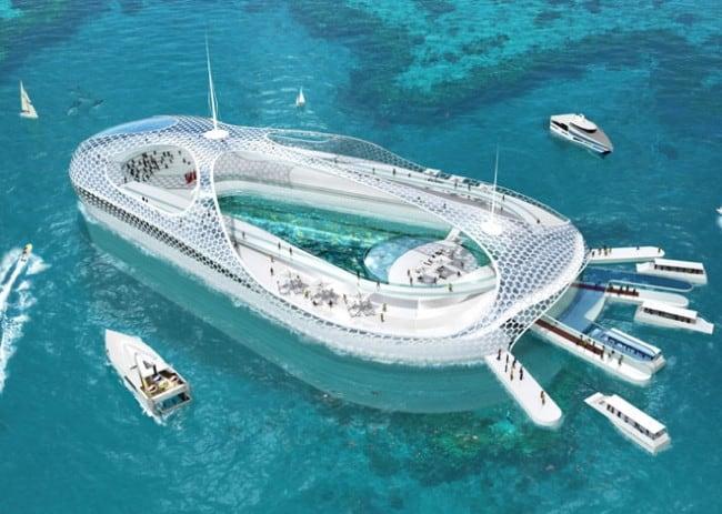 hydropolis submarine hotel