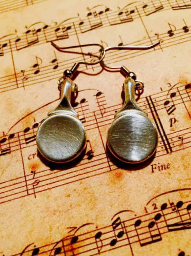 instrument earrings
