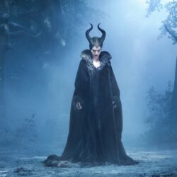 Enchanted at the Maleficent Press Junket