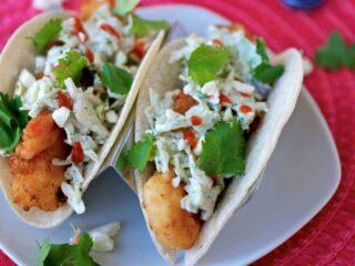 margarita battered shrimp tacos recipe 4