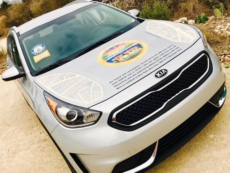 niro world record car