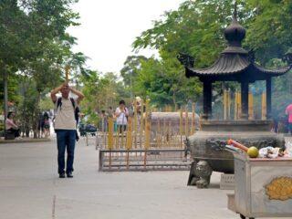 po lin monastery lantau island hong kong 1