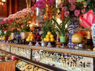po lin monastery lantau island hong kong 2 1