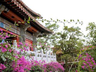 po lin monastery lantau island hong kong 2