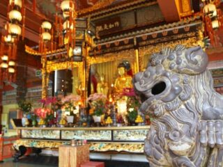 po lin monastery lantau island hong kong 4