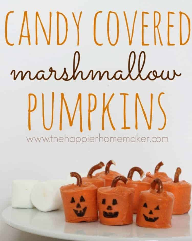 marshmallow pumpins