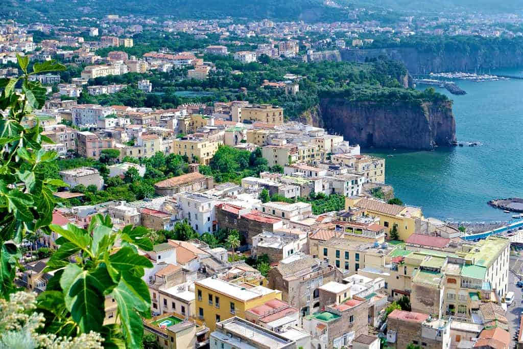 sorrento italy - Bringing the Tastes of Italy to Your Kitchen + Giveaway