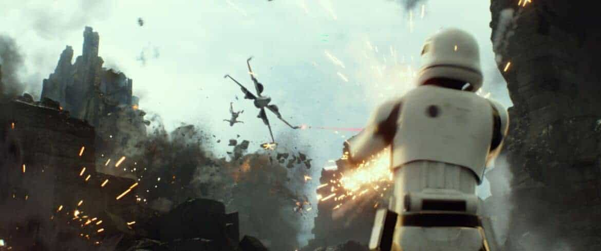 no spoiler review star wars the force awakens