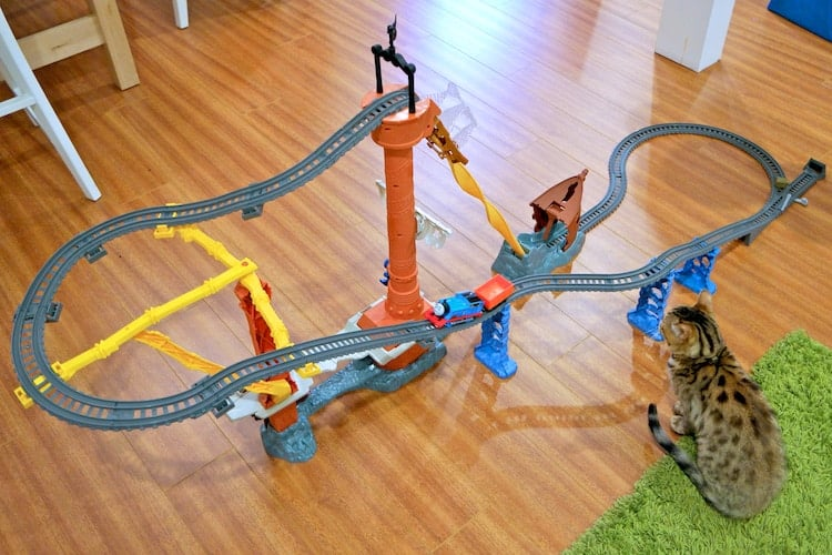 thomas the train shipwreck rails set 1