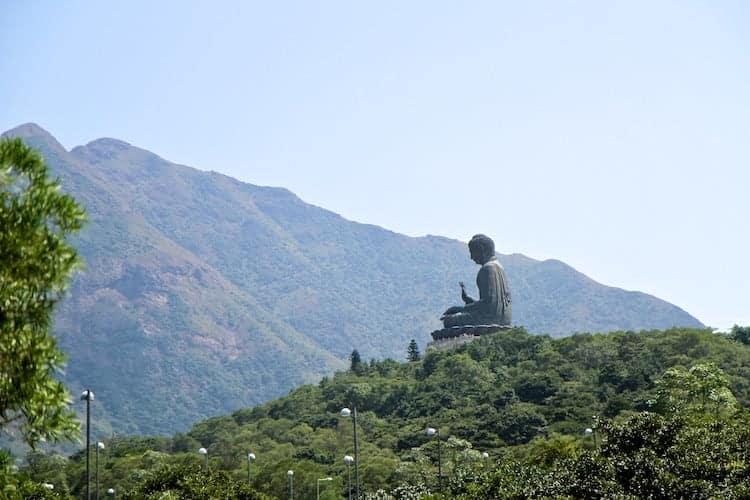 tian tan buddha lantau island hong kong 1