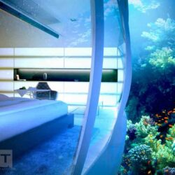 7 Underwater Hotels Fit for a Mermaid