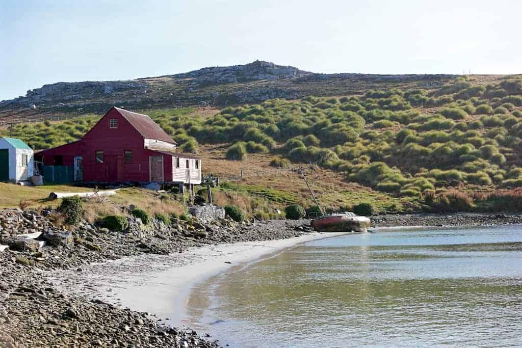 west point falkland islands