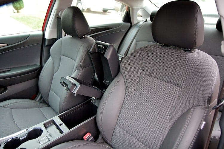 2014 Hyundai sonata sport turbo 6