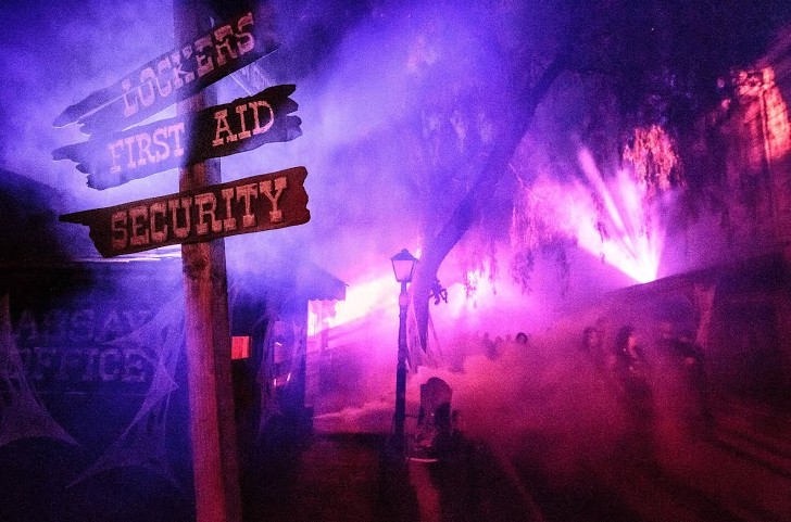 Knotts Scary Farm 2014 First Look 4