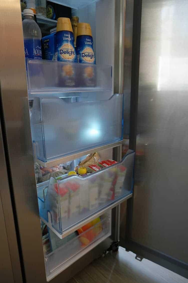 Samsung showcase refrigerator 1