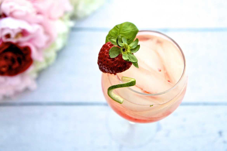 Strawberry Confusa Tequila Cocktail Recipe 2