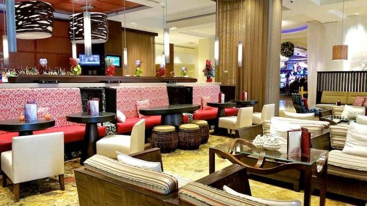 San juan Marriott Red Coral Lounge