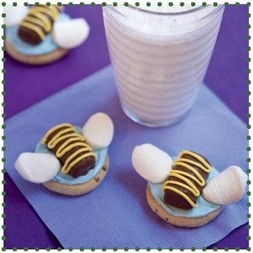 Hunny Bee Cookies