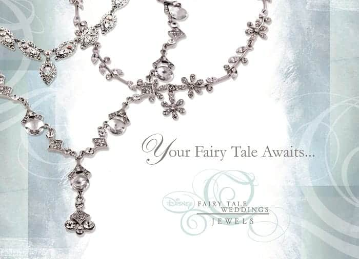 Jewelry - Have a True Fairy Tale Wedding With The Disney Cinderella Collection
