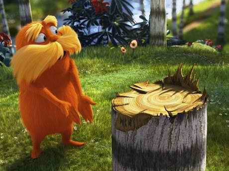 The Lorax 4 - The Lorax Movie: Would Dr. Seuss Approve or Say 'Bahooie'?