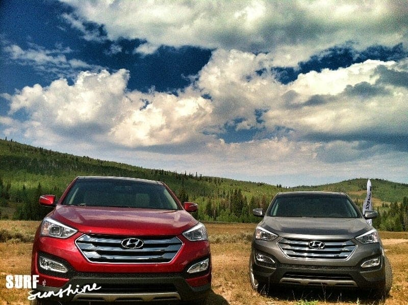 Hyundai New Santa Fe Sport