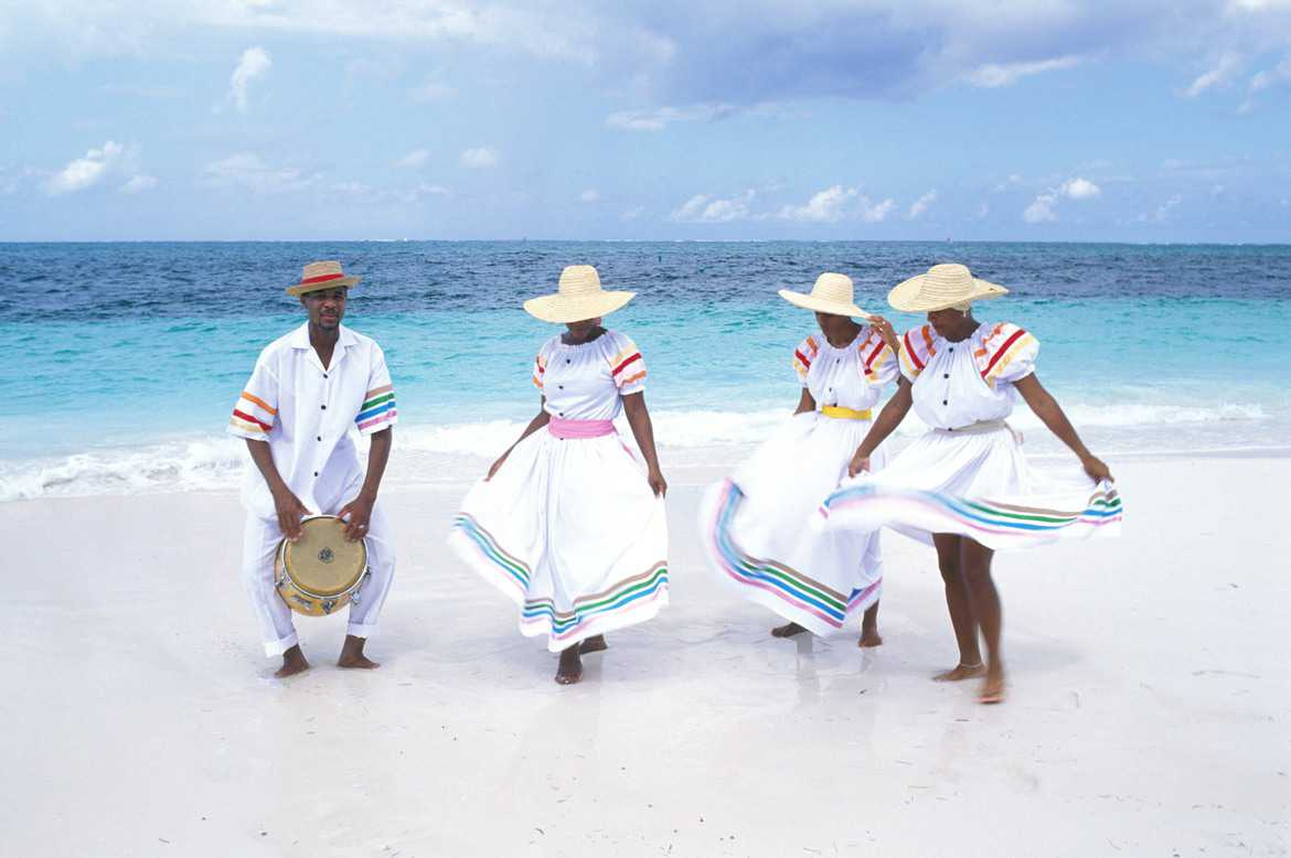 turks and caicos national costume - Destination Wedding Planning: Beaches Turks and Caicos
