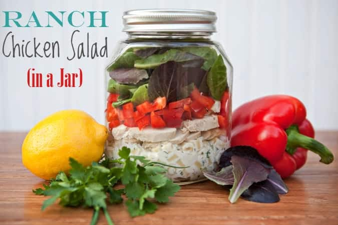 Delicious Recipes in a Jar