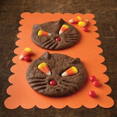 10 Cute Halloween Cookies