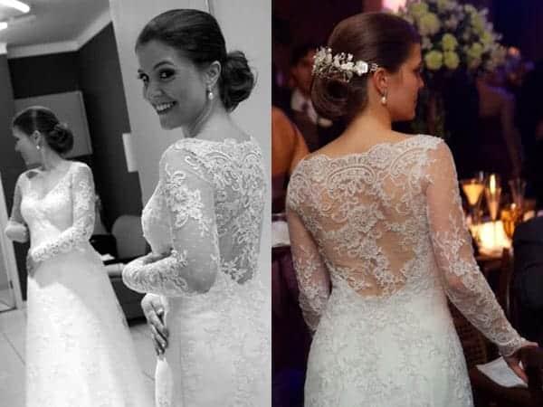Wanda Borgess wedding dresses