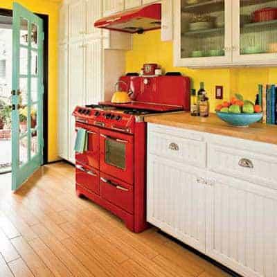 Beach Cottage Kitchen Design Inspiration