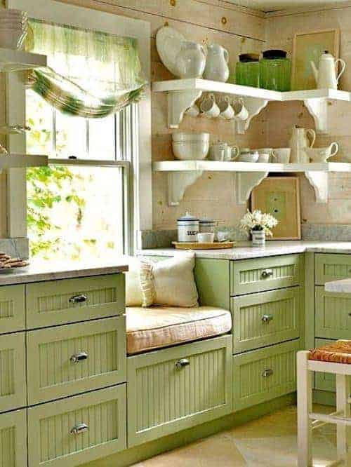 Beach Cottage Kitchen Design Inspiration