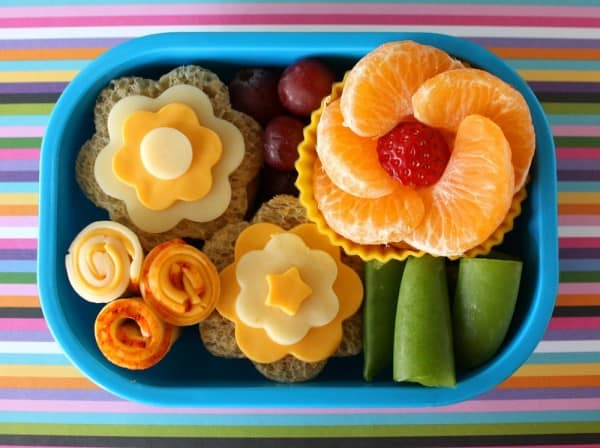 Bento Box Ideas with Cuties