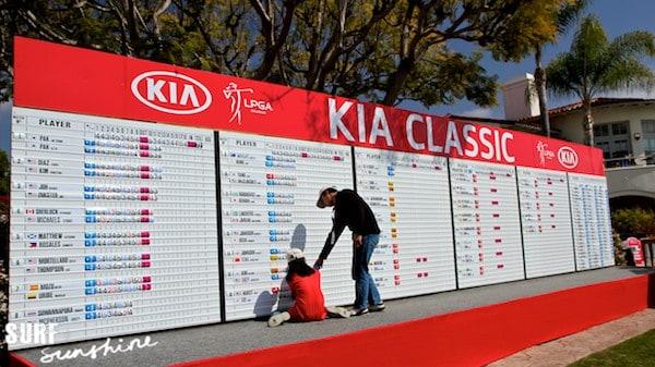 2013 kia classic scoreboard