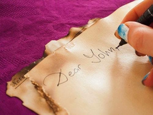DIY Parchment Paper